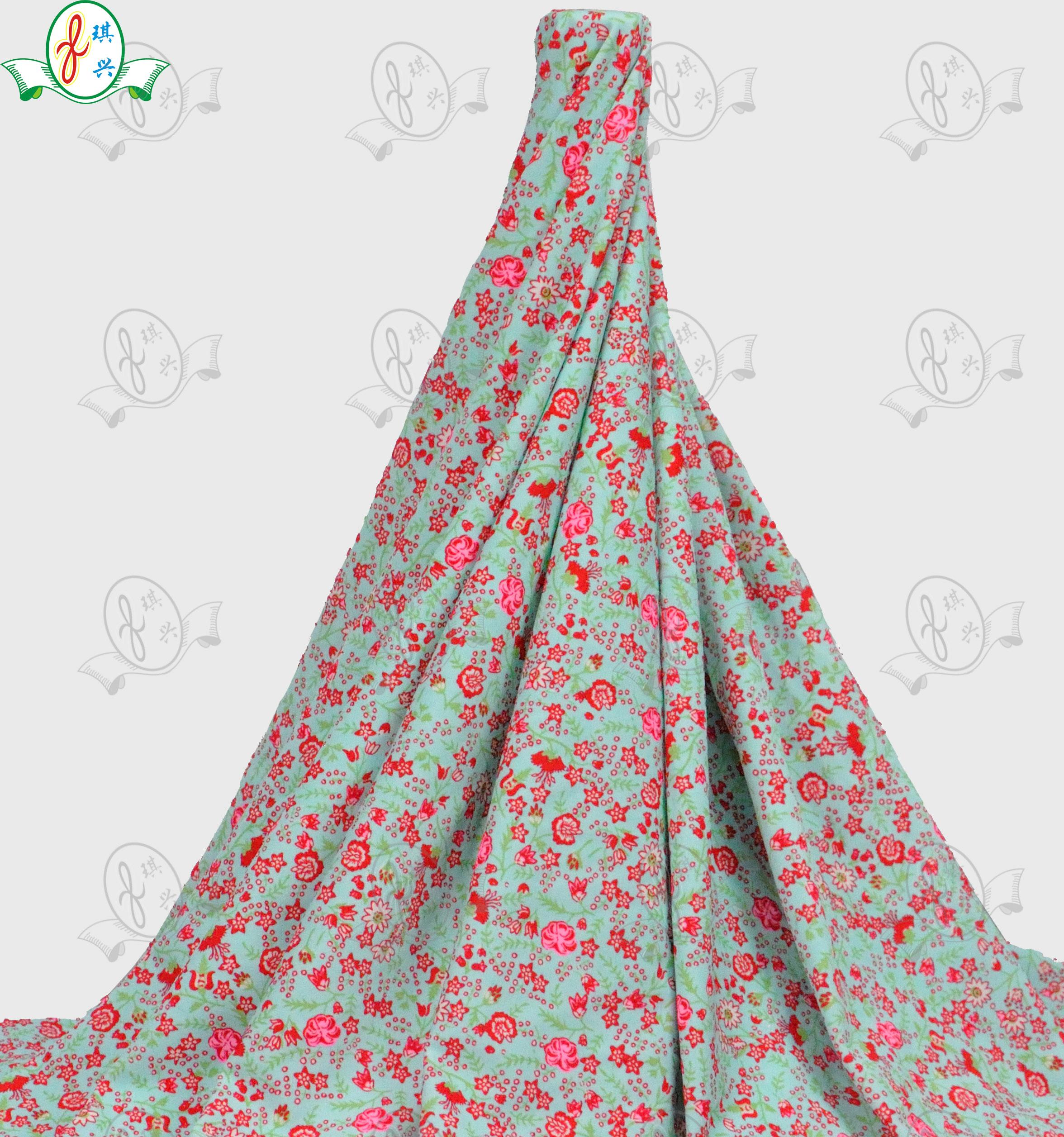 锦氨消光平纹布